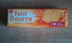 Biscuits au beurre 200g
