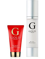 GOLD SERUMS Coffret Cocooning Medium Pack de 2 Produits