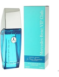 Mercedes-Benz Club VIP Eau de Toilette Energetic Aromatic Natural Spray 100 ml