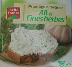 Fromage Ail & Fines Herbes Pot 125g