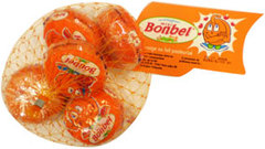 Fromage au lait pasteurise Mini BONBEL, 45%MG, 5 pieces
