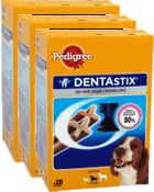 Sticks chiens Dentastix chien médium Pedigree