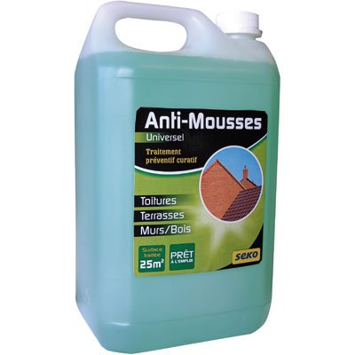 Anti-mousse universel
