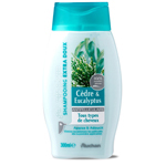 Auchan shampooing extra doux anti pelliculaire cèdre 750ml