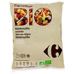 Ratatouille cuisinee bio