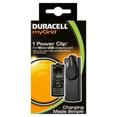 Micro USB My Grid DURACELL