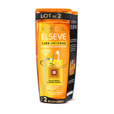 shampooing disciplinant liss-intense elseve 2x250ml