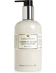 Crabtree & Evelyn Caribbean Island Wild Flowers Body Lotion 300ml