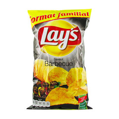 Chips barbecue Lay's