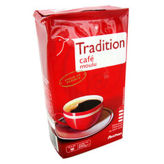 Cafe moulu Tradition - 48 a 53 tasses Corse et tonique