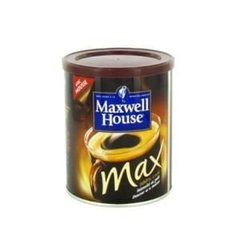 Maxwell House, Max - Sticks de cafe, la boite de 100 sticks - 180 g