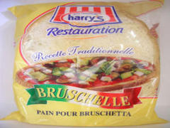 Pain pour Bruschetta HARRYS, 4 tranches, 400g