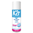 K2r détachant textile à sec aérosol 200ml