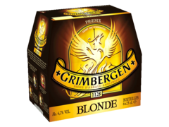 GRIMBERGEN Blonde, 6 x 25cl