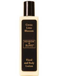 Benbow and Blake Lotion hydratante mains et corps Citron