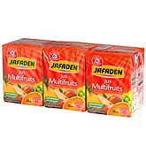 Jus multifruits Jafaden Brique - 6x20cl