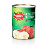 Del Monte Lychees Sirop Léger 3/4 250g