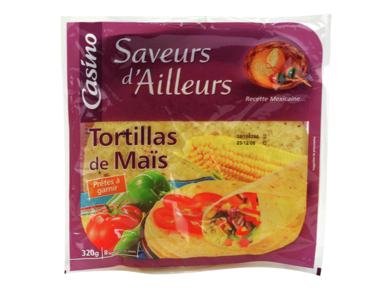 Tortillas de Mais