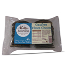 Bourdon gaufres fines chocolat paquet 370g