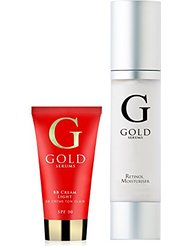GOLD SERUMS Coffret Cocooning Light Pack de 2 Produits