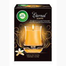 Air Wick bougie eternal scents vanille