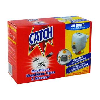 diffuseur anti moustique catch goulotte protection cable. Black Bedroom Furniture Sets. Home Design Ideas