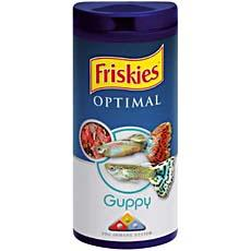 Aliment pour poisson special guppy Multifloc FRISKIES, 54g