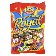 Assortiment royal de bonbons La Pie qui Chante