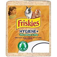 Litiere compressee rongeur Friskies 1kg