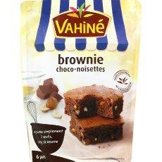 Vahine, Prepartion gateau brownie choco noisette, le sachet de 200 gr