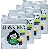 Tassimo Carte Noire Voluptuoso Colombia, Rainforest Alliance Vérifié, Lot de 4, 4 x 16 T-Discs