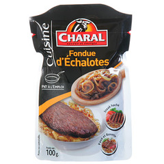 Sauce fondue echalote Charal 100g