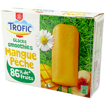 Batonnet Trofic Smoothie Peche mangue 6x55ml
