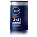Nivea bathcare gel douche sport men 3 6x250ml