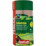 Percol Fairtrade Colombie Café Arabica (100g) - Paquet de 6
