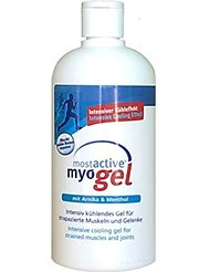 most active® Myogel Gel froid intense 500 ml