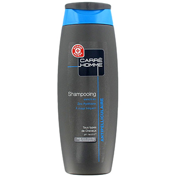 Shampoing Carre Homme Anti-pelliculaire 300ml