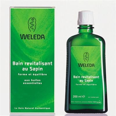 Bain revitalisant au Sapin 200 ml