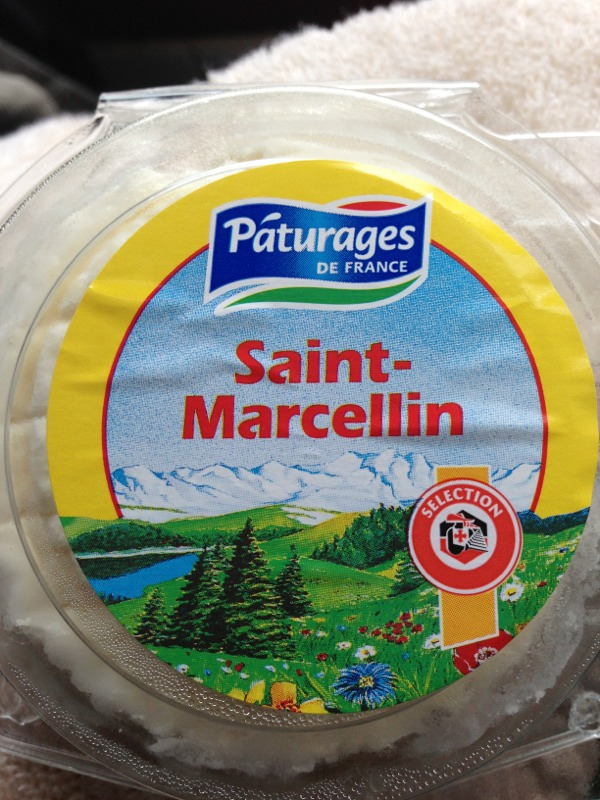 Saint Marcellin 50% MG, le fromage,160g