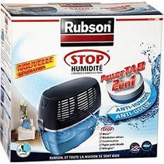 absorbeur stop humidite avec power tab 2en1 tous les produits entretien de la maison prixing. Black Bedroom Furniture Sets. Home Design Ideas