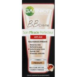 garnier bb cream soin miracle anti age medium 50ml tous les produits soins visage prixing. Black Bedroom Furniture Sets. Home Design Ideas