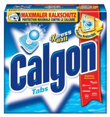 Anti calcaire Express Ball CALGON, 15 tablettes, 225g