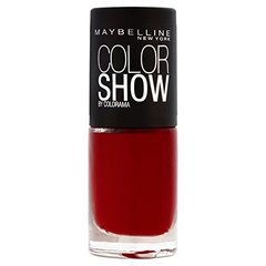 Ongles Colorshow 352 Downtown Red