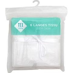 Langes 100% coton Tex Baby