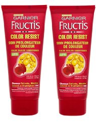 Garnier Fructis Soin Prolongateur de Couleur 200 ml - Lot de 2