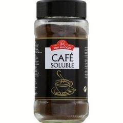 Cafe soluble, le bocal, 200g