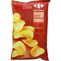 Chips Natures Salees