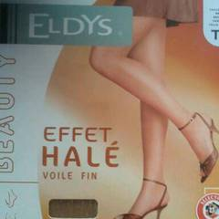 Eldys, Collants beauty effet hale 10d - t4, l'unite