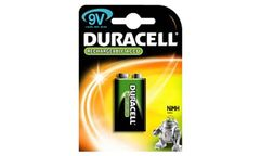Duracell Batterie rechargeable NiMH ACCU 9V 15038744
