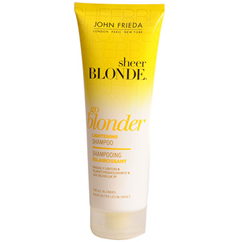 Shampooing go blonder Sheer Blonde 250ml